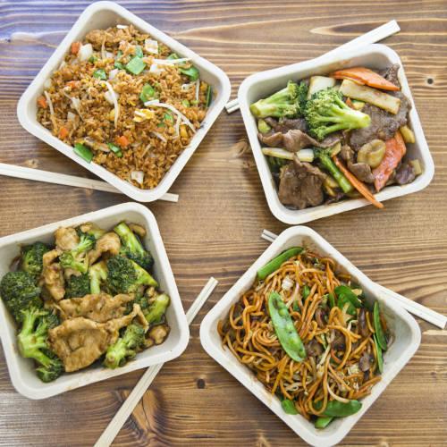 chinese buffet $10.95