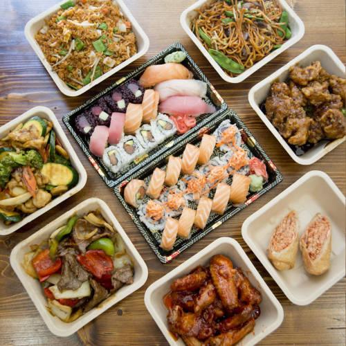 chinese buffet $18.95